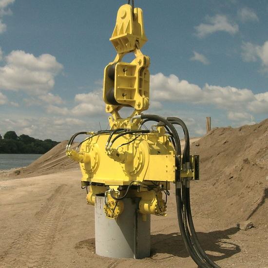 Hydraulic Pile Drivers